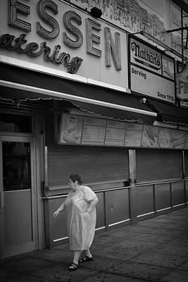 Photograph - Essen by Dave Beckerman
