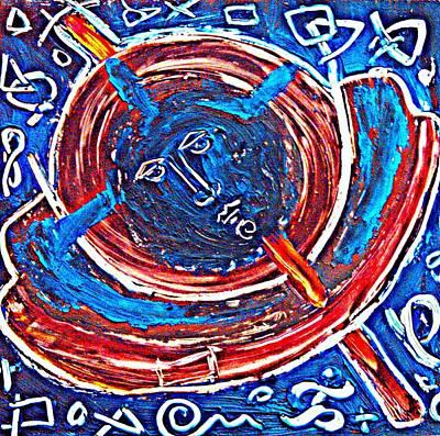 Painting - Essence Of Everything by Branko Jovanovic