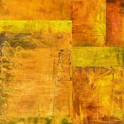 Painting - Essence Of Yellow by Michelle Calkins