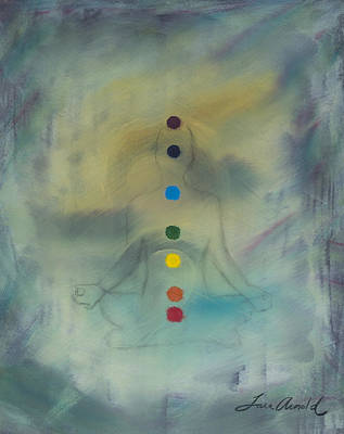Budda Mixed Media - Essence Of Zen by Tara Arnold