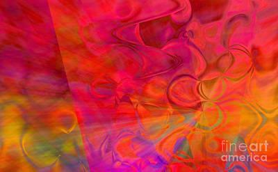 Digital Art - Daydreaming  by Kristi Kruse