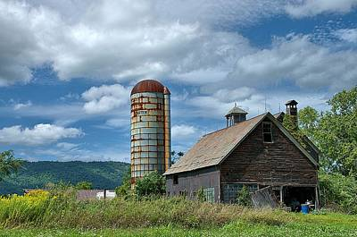 Photograph - Essex County Farmscape by Steven Richman