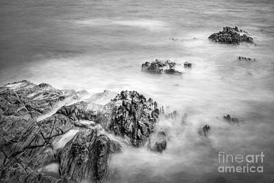 Photograph - Estacas Beach Galicia Spain by Pablo Avanzini