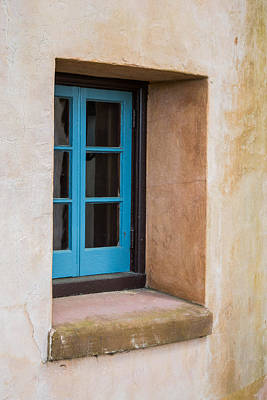 Photograph - Estate Window by Shannon Harrington