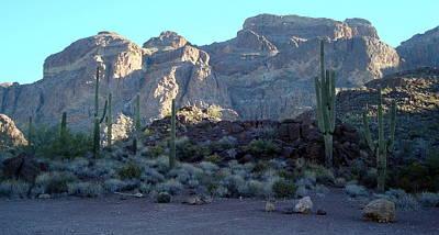 Photograph - Estes Canyon Trailhead by Susan Woodward