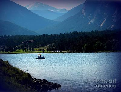 Frizzell Photograph - Estes Park by Michelle Frizzell-Thompson