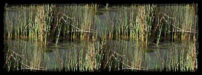 Digital Art - Estuaries Edge by Tim Allen