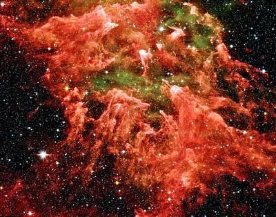 Photograph - Eta Carinae by Benjamin Yeager
