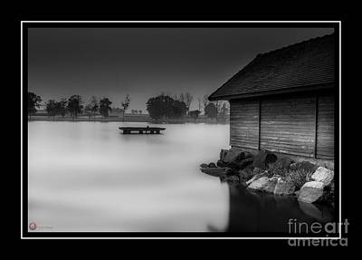 Photograph - Etang D Arcon France by Rob Heath