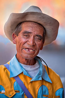 Photograph - Etched In Mexico by Joan Herwig