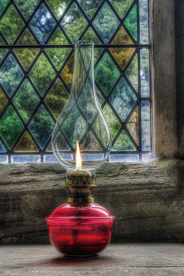 Eternal Flame Art Print