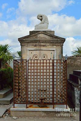 Louisiana Photograph - Eternal Grief by Alys Caviness-Gober
