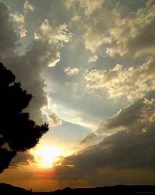 Photograph - Eternal Hues - California Sunset by Glenn McCarthy Art and Photography