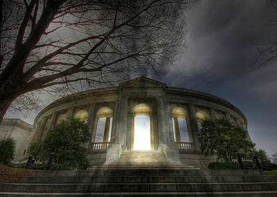 Memorial Day Digital Art - Eternal Life by Lori Deiter