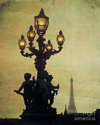Photograph - Eternal Paris by Edmund Nagele