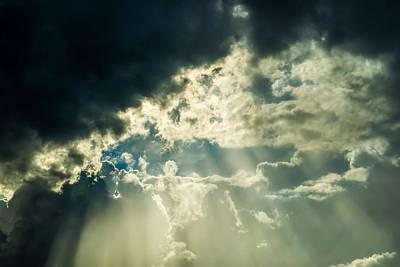 Eternal Skies - Featured 3 Art Print by Alexander Senin