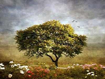 Photograph - Eternal Spring by Jessica Jenney