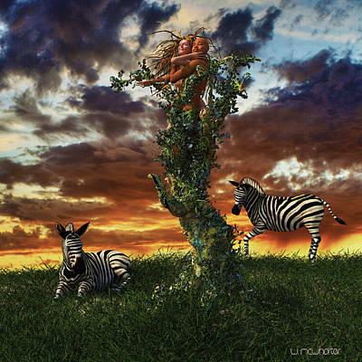 State Love Nancy Ingersoll - Eternally Rooted Begining by Williem McWhorter
