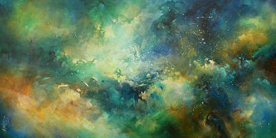 'eternity' Original by Michael Lang