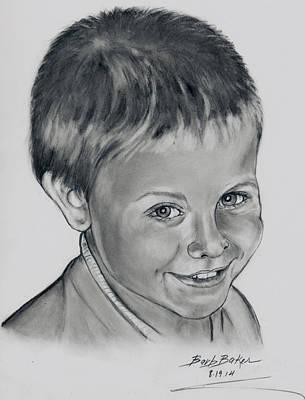 Ethan Art Print