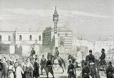 Ethem Pasha (1851-1909 Art Print by Prisma Archivo