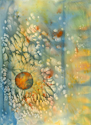 Painting - Ethereal Dimensions by Lynda Hoffman-Snodgrass