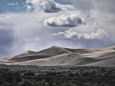 Photograph - Ethereal Dunes by Leland D Howard