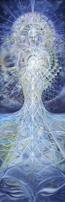 Ethereal Elemental Art Print by Jerod  Kytah