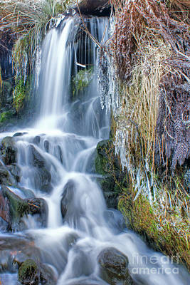 Photograph - Ethereal Flow by David Birchall