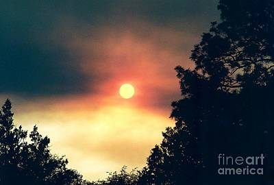 Photograph - Ethereal Sunset by Kerri Mortenson