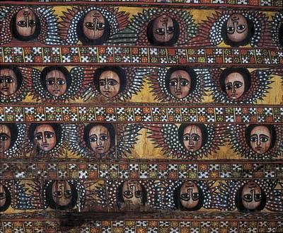 Coptic Photograph - Ethiopia. Amhara. Gonderr. Debre Berhan by Everett