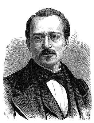 Etienne Lenoir Art Print