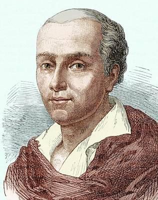 Etienne Montgolfier Art Print