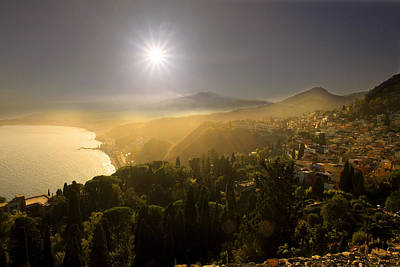 Etna Haze Original by William Fields