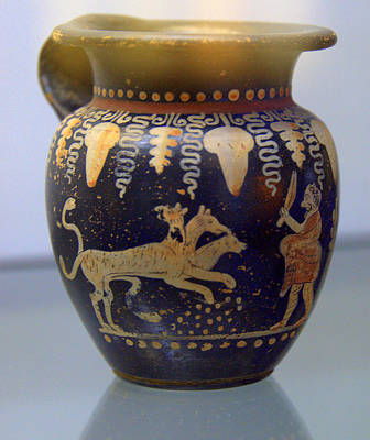 Photograph - Etruscan Vase I I by Caroline Stella