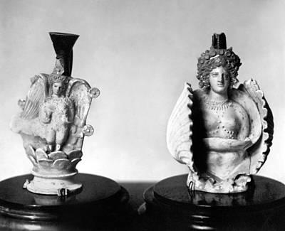 Etruscan Vases Art Print