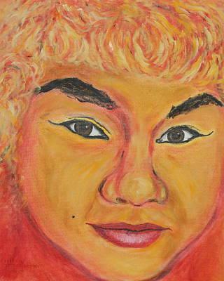 Etta James Painting - Etta James by Michael Titherington