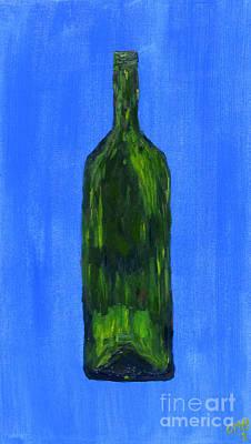 Naturaleza Muerta Painting - Eu Nao Estou Sozinho by Greg Mason Burns