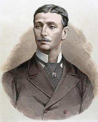 Nineteenth Century Photograph - Eugene Louis Napoleon Bonaparte by Prisma Archivo