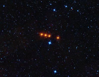 Timelapse Photograph - Euphrosyne Asteroid by Nasa/jpl-caltech