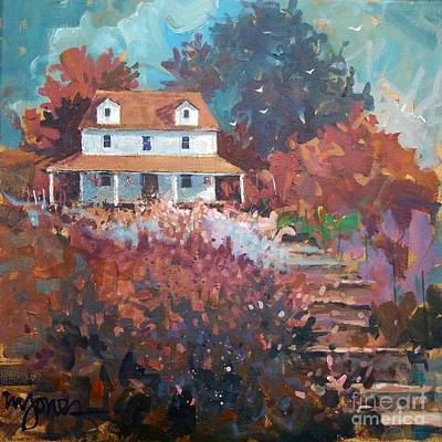 Eureka Springs Art Print by Micheal Jones