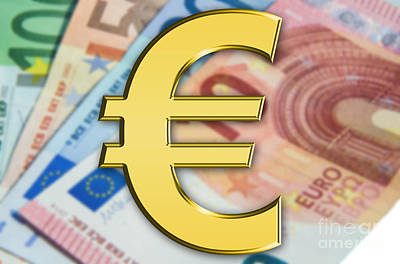 Euro Zone Photograph - Euro by Rex Wholster