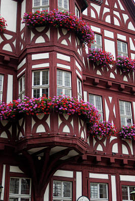 Europe, Germany, Miltenberg Art Print by Jim Engelbrecht