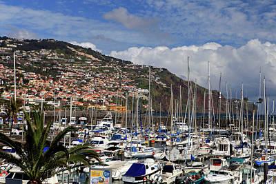 Madeira Photograph - Europe, Portugal, Madeira by Kymri Wilt