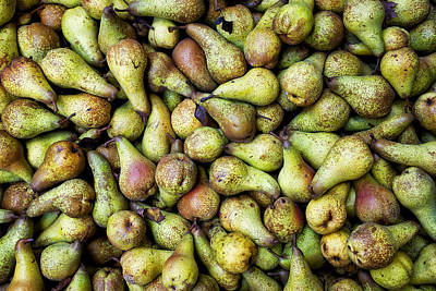Photograph - European Pears by Fabrizio Troiani