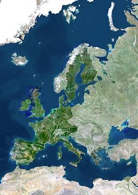 European Union Art Print