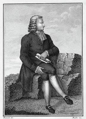 Painting - Eustachio Zanotti (1709-1782) by Granger