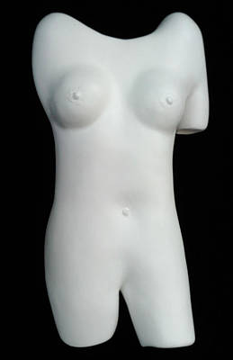 Sculpture - Eva. by Kenneth Clarke