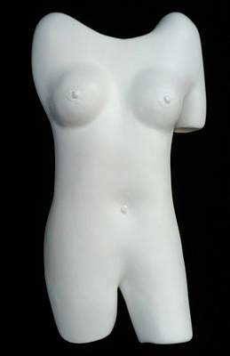 Sculpture - Eva. by Kenneth Clarke