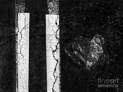 Photograph - Even Heart by Fei A